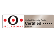 Securepoint Unified Security Cert+